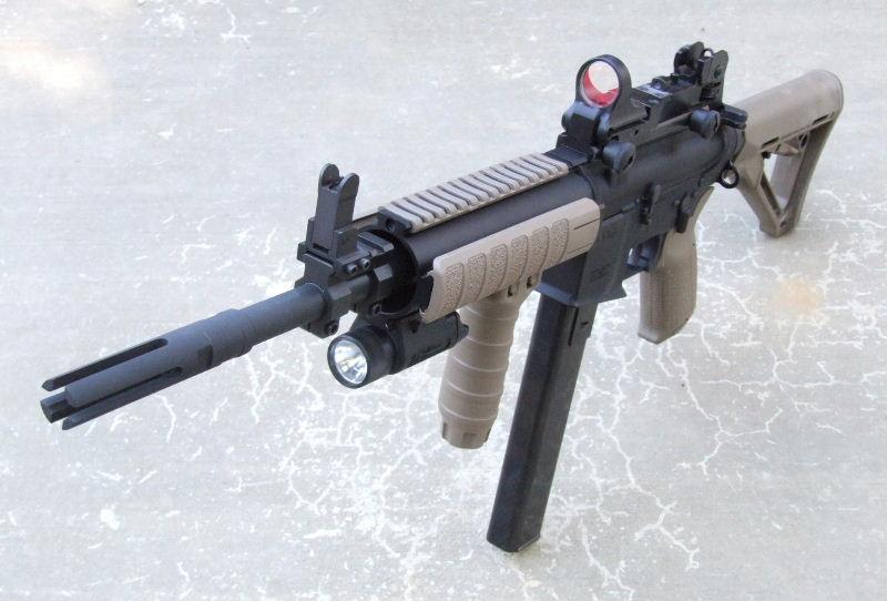 10mm AR15?!?! - Page 1 - AR15 COM